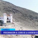 Chimbote: Peregrinación al cerro de la juventud este sábado