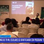 Chiclayo: Más de 79 mil escolares se beneficiaran con programa educación inicial