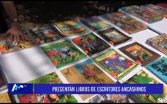 bote: Presentan libros de escritores Ancashinos