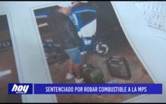 Chimbote: Sentenciado por robar combustible a la MPS