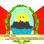 Bicentenario Truxillo: casa donde se veló la primera bandera republicana
