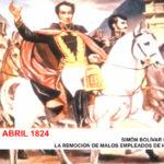 Bicentenario Truxillo: Simón Bolívar y el decreto de remoción
