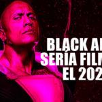 Black Adam sería filmada el 2020