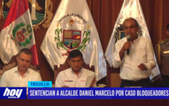 Sentencia a alcalde Daniel Marcelo por casos bloqueadores