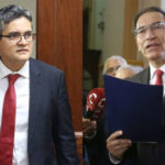 José Domingo Pérez se pronunció sobre declaraciones de Martín Vizcarra