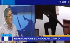 #Chiclayo: En Hoy Noticias entrevistamos a los periodistas. Carlos Fernández y Fátima Constantino