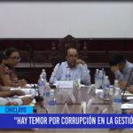 """Chiclayo: """"Hay temor de corrupción en la gestión pasada"""""""