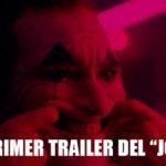 El primer vistaso al JOKER de Joaquin Phoenix