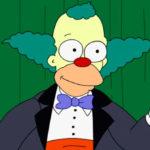 Krusty de Los Simpsons protagoniza «JOKER»