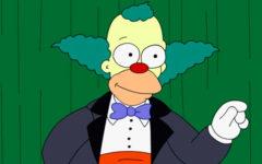"Krusty de Los Simpsons protagoniza ""JOKER"""