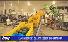 Chiclayo: Lambayeque es cuarta región exportadora