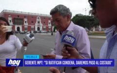 Gerente MPT: «Si ratifican condena, daremos paso al costado»