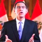 Vizcarra respeta detención de PPK y rechaza libertad de César Hinostroza