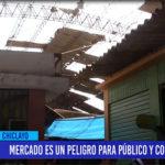 Chiclayo: Mercado es un peligro para público y comerciantes