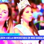 Miss Guadalupe 2019: Eligen a bella universitaria en certamen