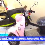 Motos eléctricas, la alternativa para cuidar el medio ambiente