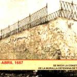 Bicentenario Truxillo: Construcción de la Muralla Defensiva de Trujillo