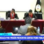 Fiscalía pide prisión preventiva contra PPK