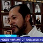 """Piura: Proyecto """"Smart City"""" tendrá un costo de 26 millones"""