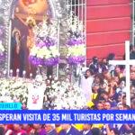 Esperan visita de 35 mil turistas por semana santa