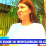 Ex regidora exige implementar sanciones por acoso callejero