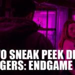 """Presentan un minuto de """"Avengers: Endgame"""" y el hype se eleva"""