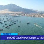 Chimbote: comenzó la temporada de pesca de anchoveta