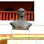 Bicentenario Truxillo: se instala la Corte Superior de Justicia de Trujillo