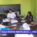 Chiclayo: Fiscalía interviene municipalidad de JLO por falta de pagos