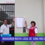 Chiclayo: Inauguran nuevo local de Cuna Más en Motupe