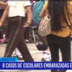 Chiclayo: 8 casos de escolares embarazadas en este año