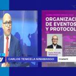 """Chiclayo: Ponencia """"Protocolo y eventos"""" en U.S.M.P"""