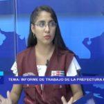 Chiclayo: Informe de trabajo de la prefectura regional
