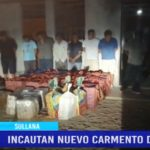 Piura: Incautan nuevo cargamento de droga