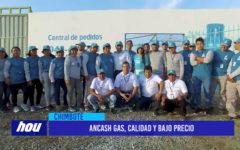 Chimbote: Ancash gas, calidad y bajo precio