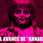 "Disfruta del segundo avance de ""Annabelle 3"""