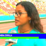 Atletismo: Ximena Zorrilla se adjudicó medalla de oro en nacional