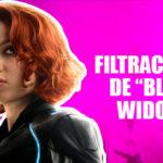 """Se filtran imágenes de las """"grabaciones"""" de """"Black Widow"""""""