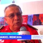 """Bomberos de La Libertad: """"apoyo del gobierno aún no se concreta"""""""