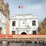 Bicentenario Truxillo: Corte de Justicia inicia actividades judiciales un 04 de mayo