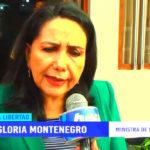Ministra de la Mujer no apoya permanencia de prefecto