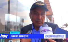 """Daniel Marcelo: """"Marcha por la paz se realizará de todas maneras"""""""