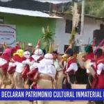 Chiclayo: Declaran patrimonio cultural inmaterial danza de Cañarís
