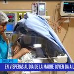 Chiclayo: En vísperas al día de la madre joven da a luz trillizas