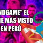"""""""Avengers: Endgame"""" es el filme más visto en el Perú"""
