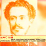 200 años de libertad: Fernando Casós creador de la novela histórica en el Perú