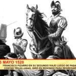 Bicentenario Truxillo: Pizarro estuvo en Trujillo en dos oportunidades