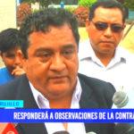Rafael Moya responderá a observaciones de 52 colegios a la Contraloría