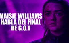 Maisie Williams habla del final de Game of Thrones
