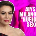"""Alyssa Milano y su """"huelga de sexo"""" en contra de las leyes antiabortivas de Georgia."""